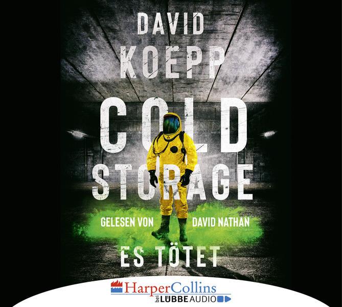 Cold Storage - Es tötet als Hörbuch CD