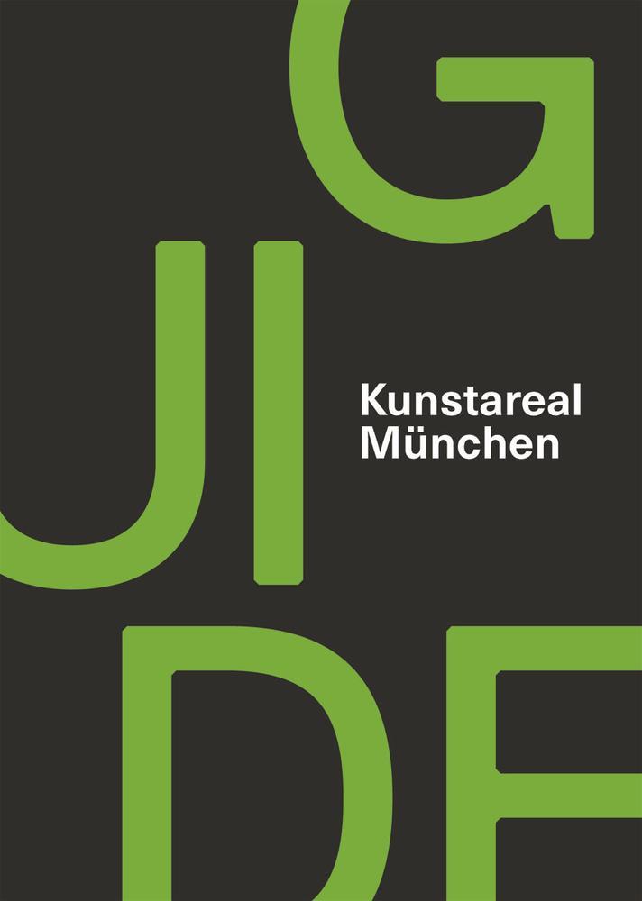 Kunstareal München Guide als Buch (kartoniert)