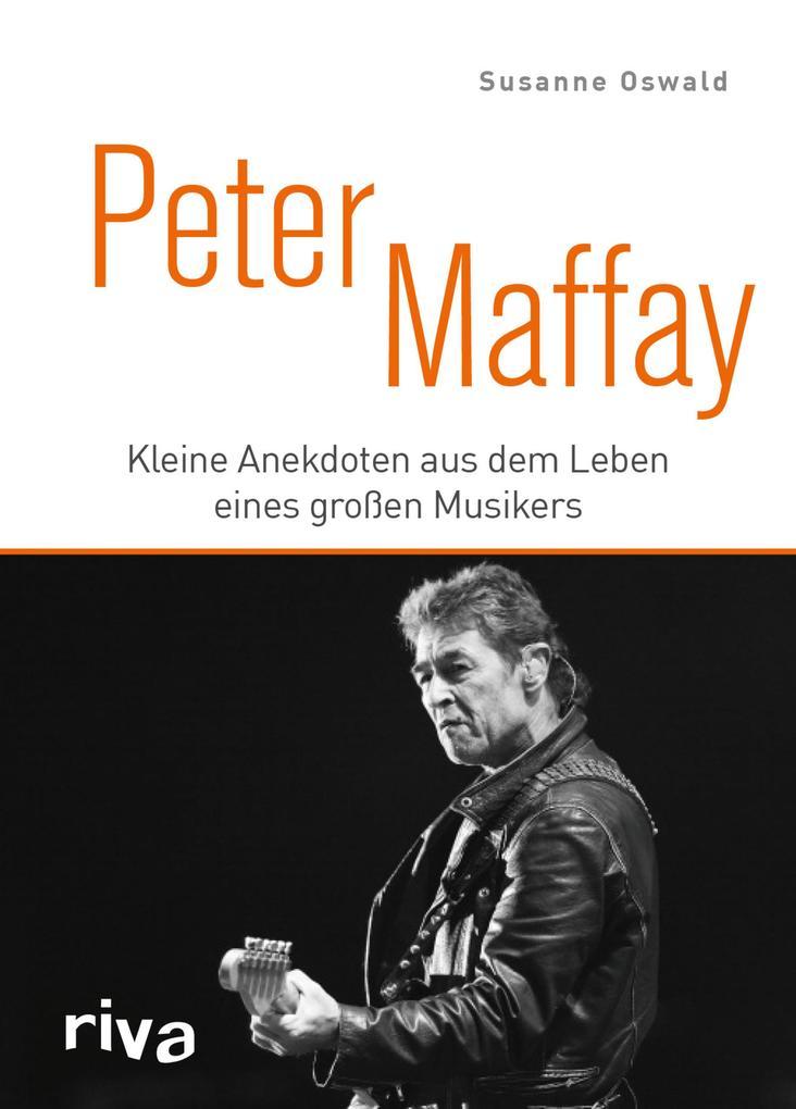 Peter Maffay als Buch (gebunden)