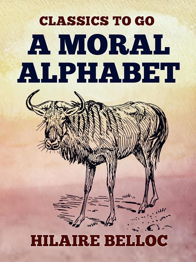 A Moral Alphabet als eBook epub