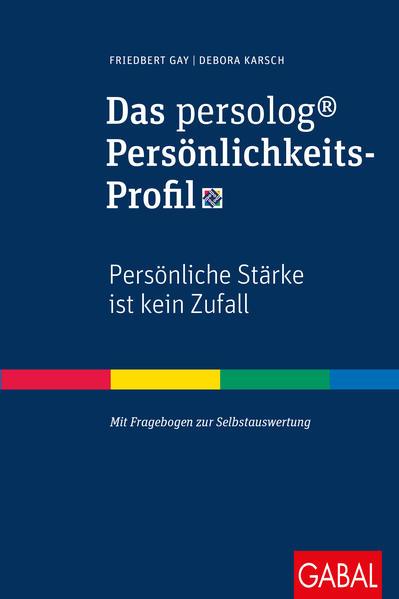 Das persolog® Persönlichkeits-Profil als Buch (gebunden)