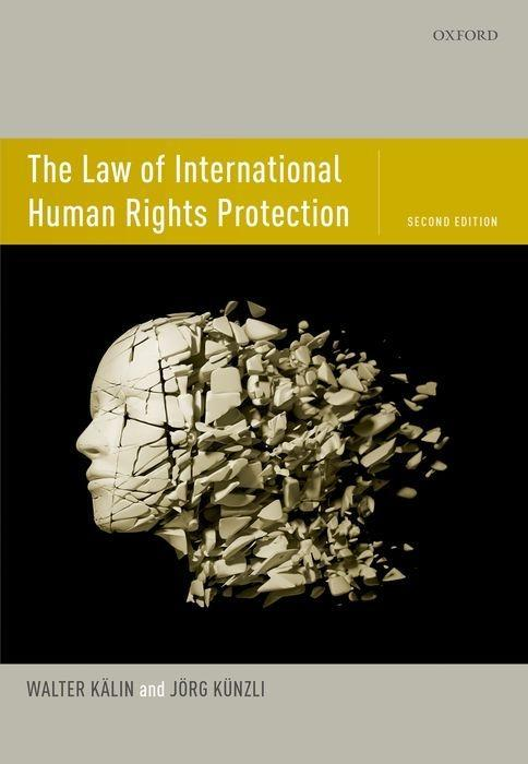 The Law of International Human Rights Protection als Buch (gebunden)
