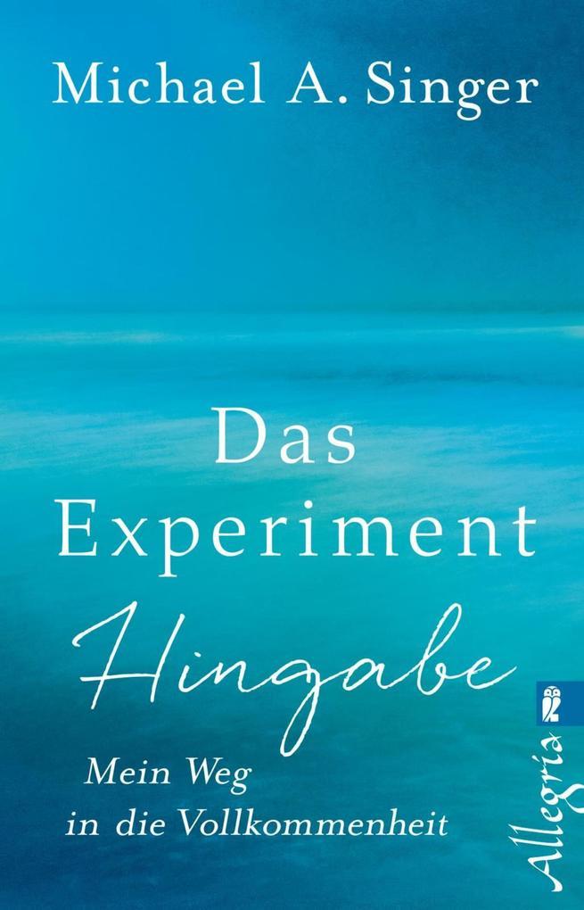 Das Experiment Hingabe als eBook epub