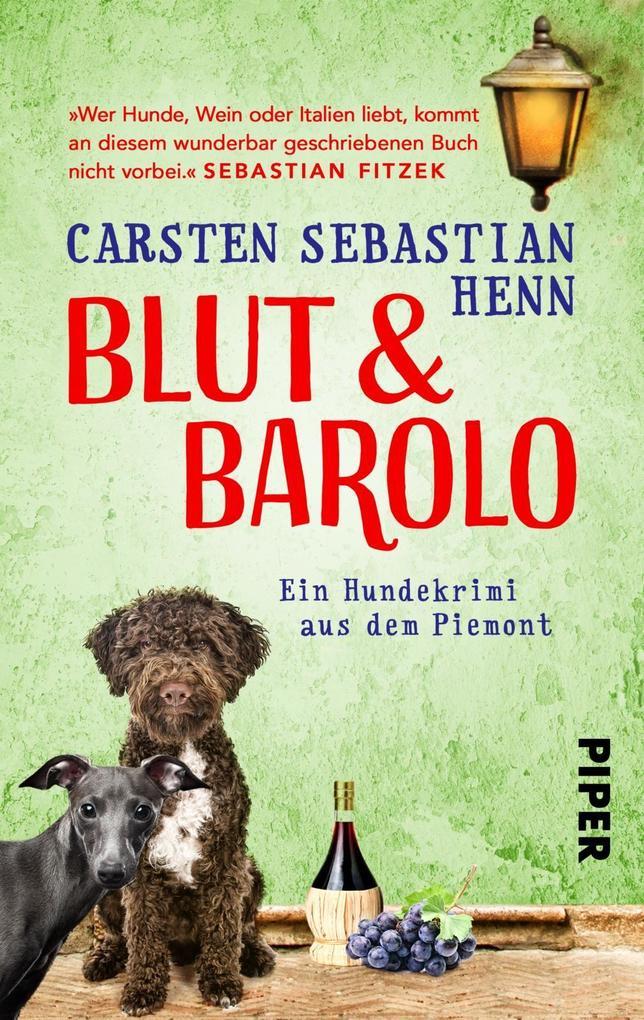 Blut & Barolo als Taschenbuch