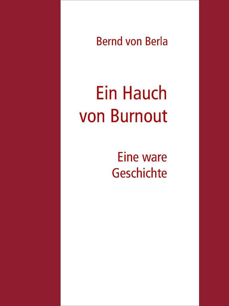 Ein Hauch von Burnout als eBook epub