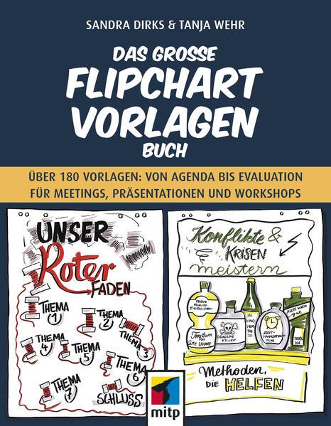 Das große Flipchart-Vorlagen-Buch als Buch (kartoniert)