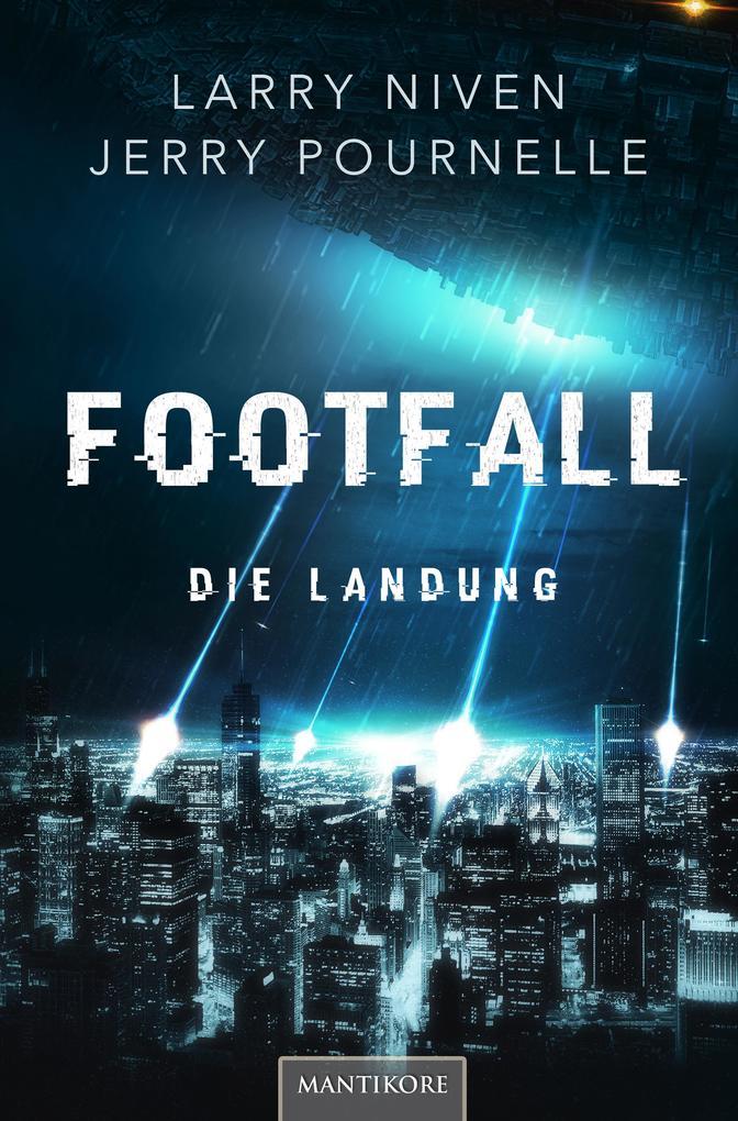 Footfall - Die Landung als Taschenbuch