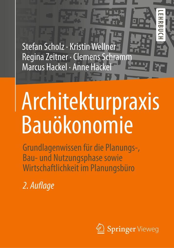 Architekturpraxis Bauökonomie als Buch (kartoniert)