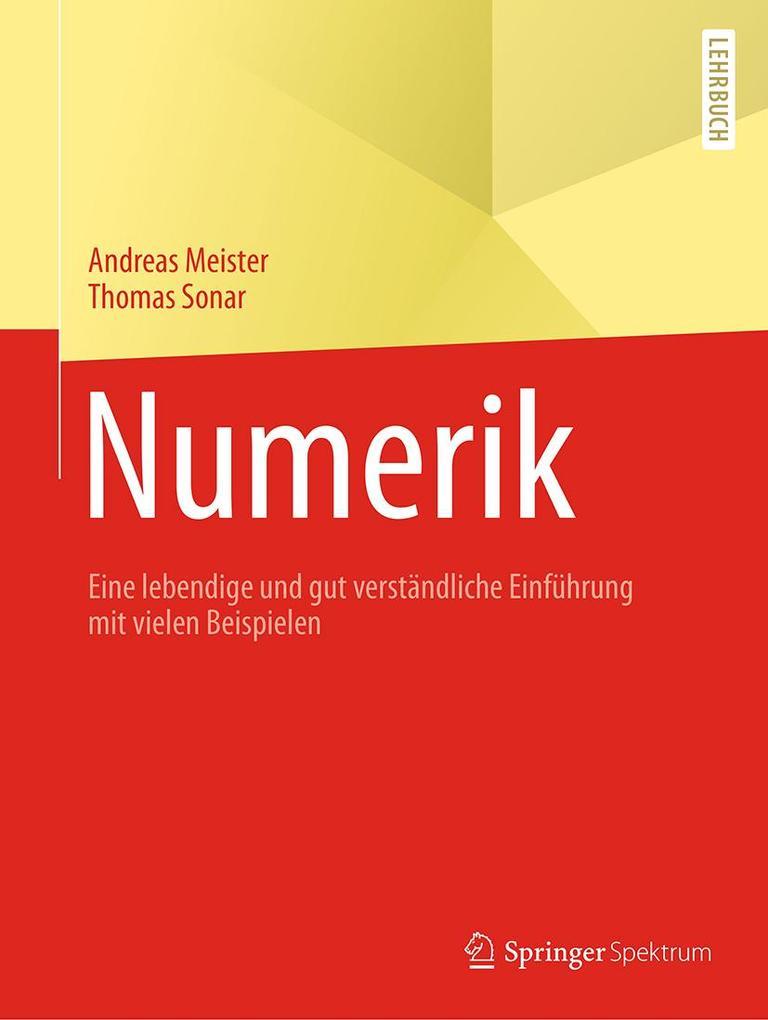 Numerik als eBook pdf