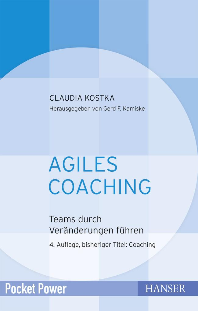 Agiles Coaching als eBook pdf