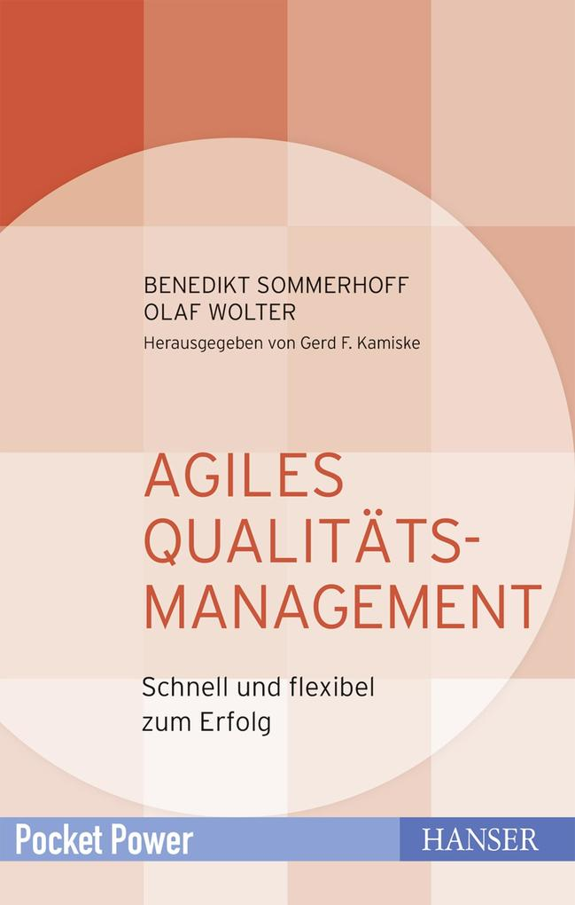 Agiles Qualitätsmanagement als eBook pdf