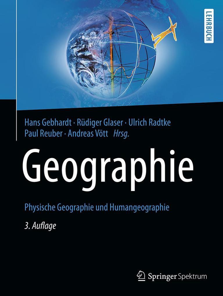 Physische Geographie Und Humangeographie