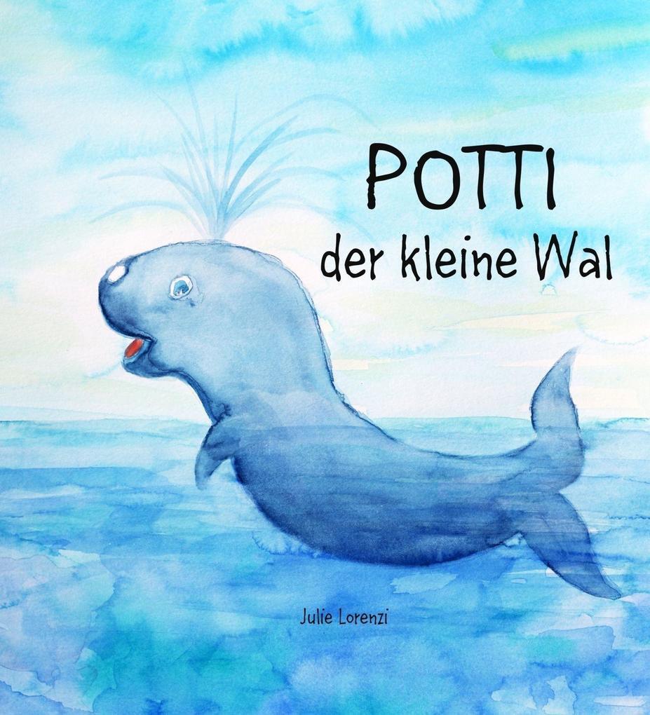 Potti der kleine Wal als eBook epub