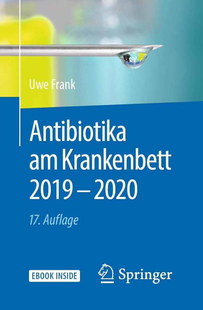 Antibiotika am Krankenbett 2019 - 2020 als eBook pdf