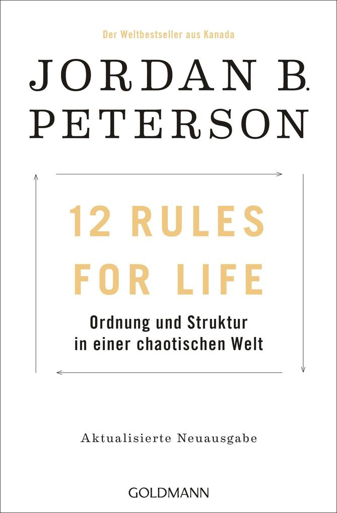 12 Rules For Life als Buch (kartoniert)
