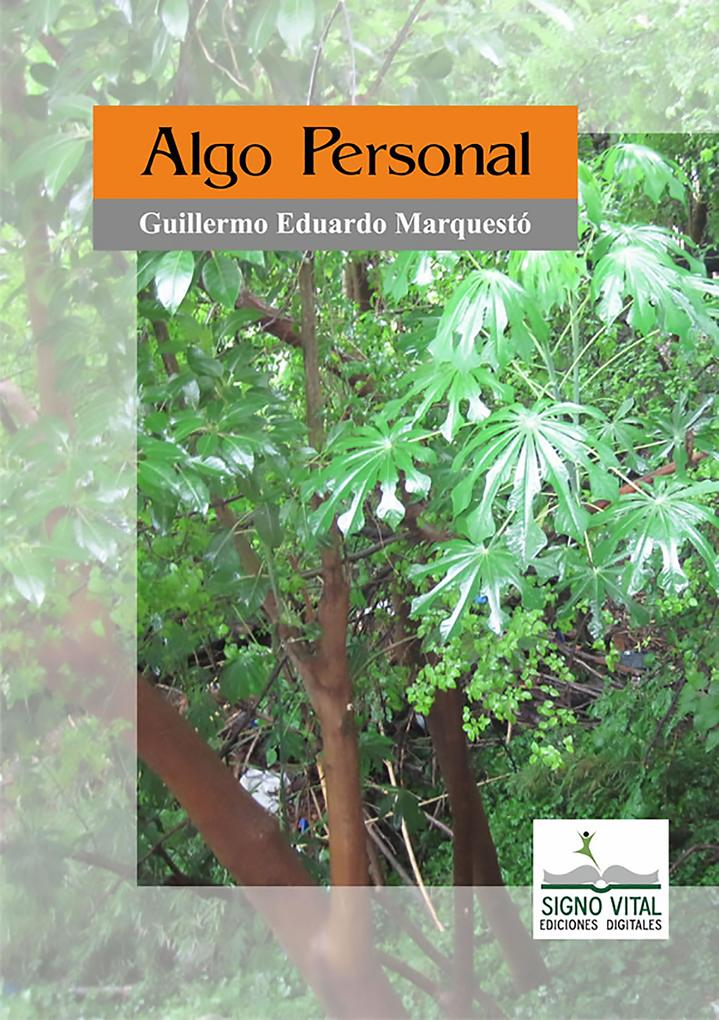 Algo personal als eBook epub