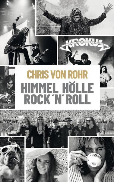 Himmel, Hölle, Rock 'n' Roll als Buch (gebunden)