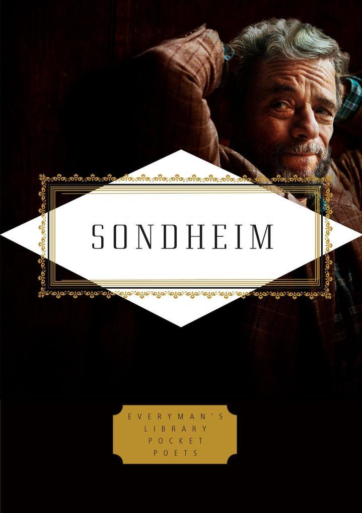 Sondheim: Lyrics als Buch (gebunden)