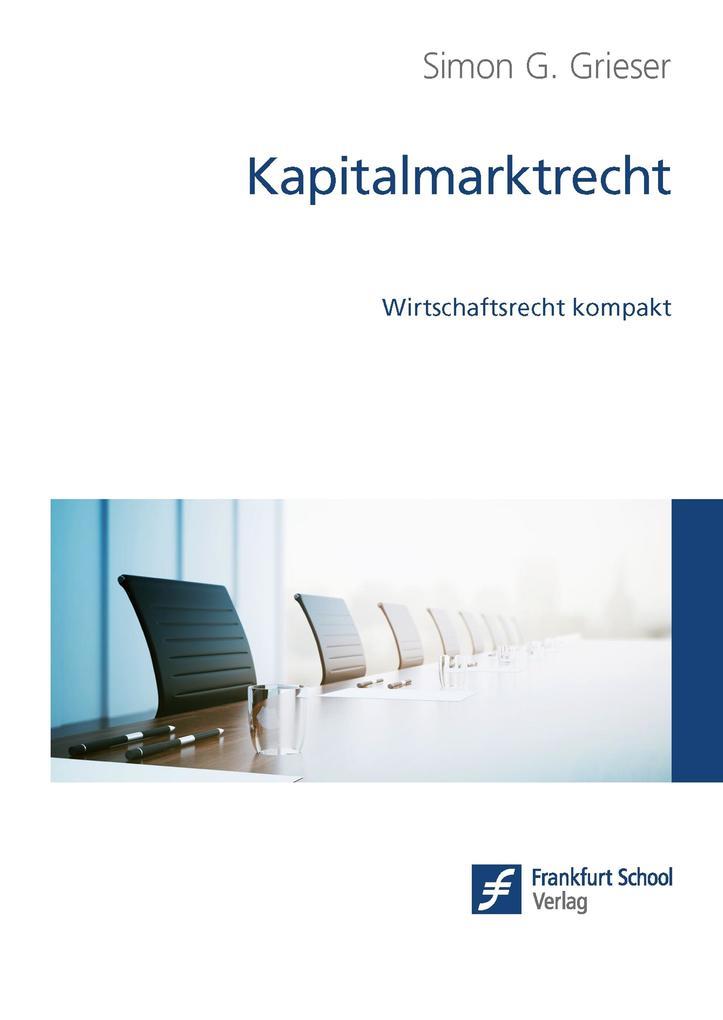 Kapitalmarktrecht als eBook epub