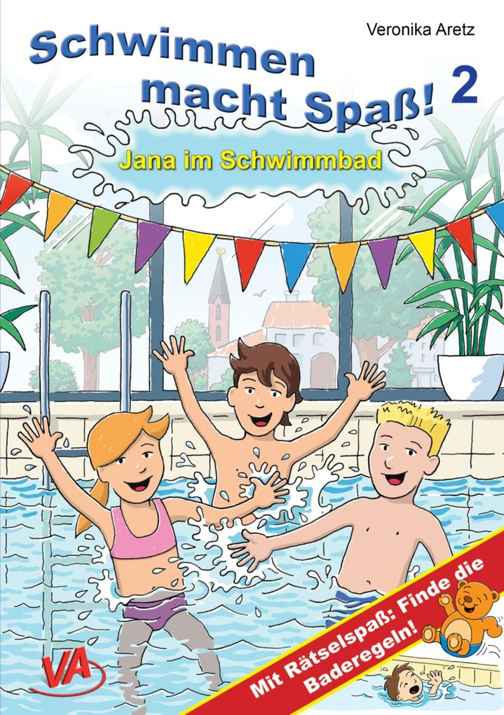 Jana im Schwimmbad (2) als eBook epub