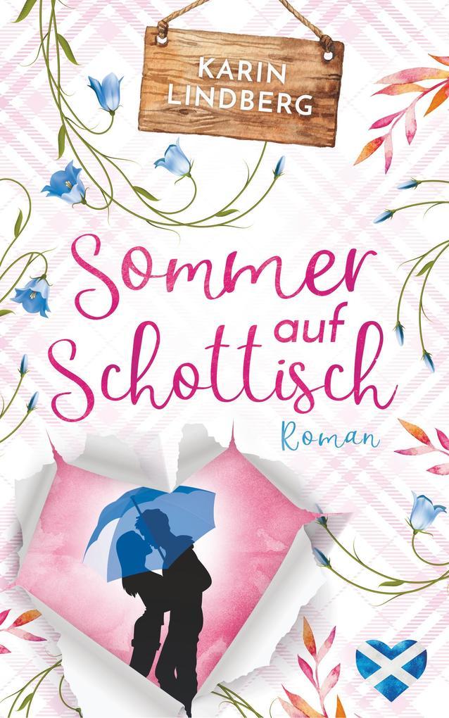 Sommer auf Schottisch als Buch