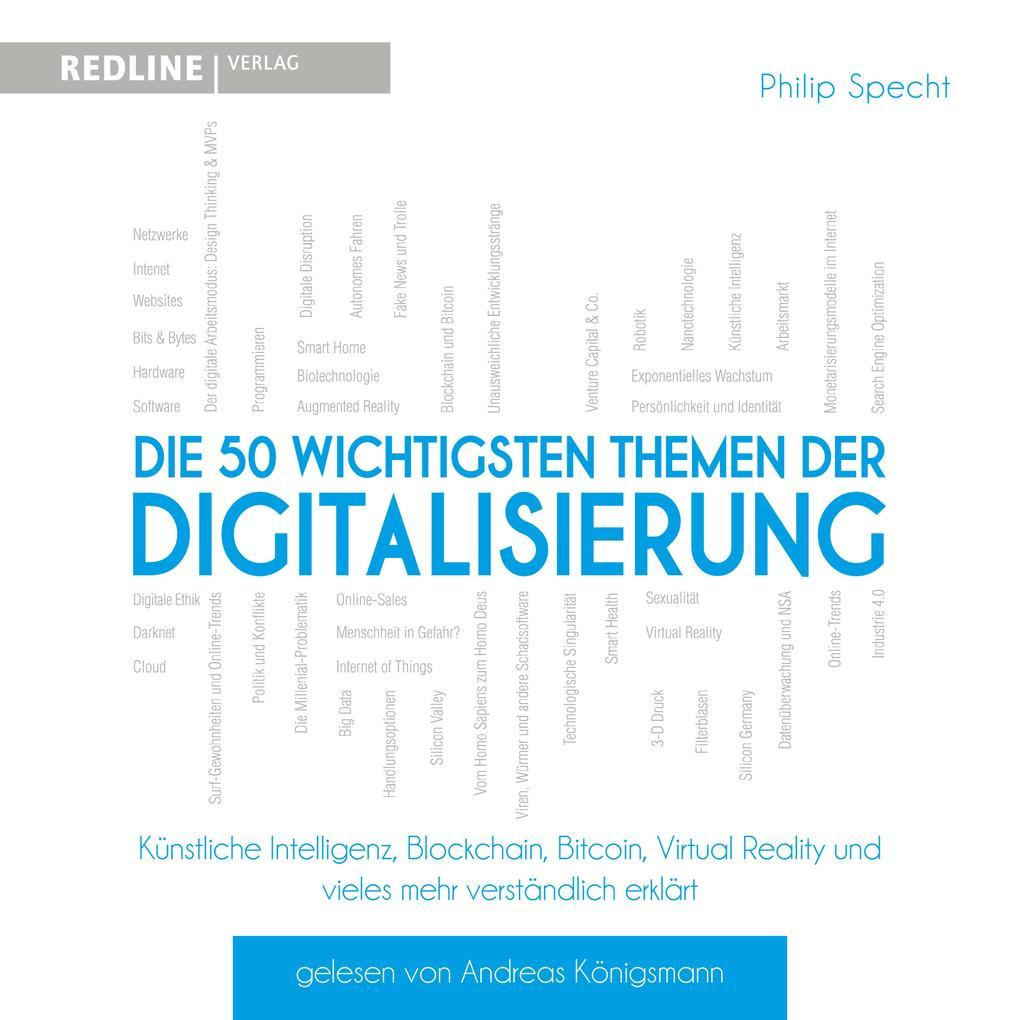 Die 50 wichtigsten Themen der Digitalisierung als Hörbuch Download