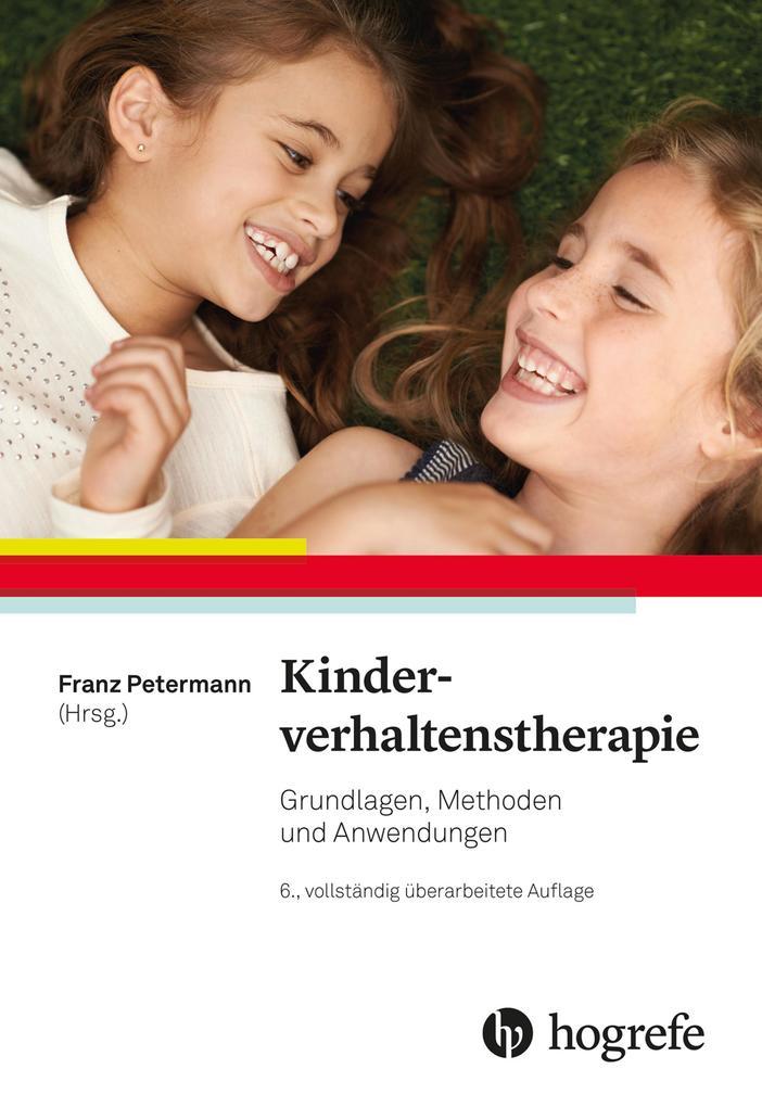 Kinderverhaltenstherapie als eBook epub