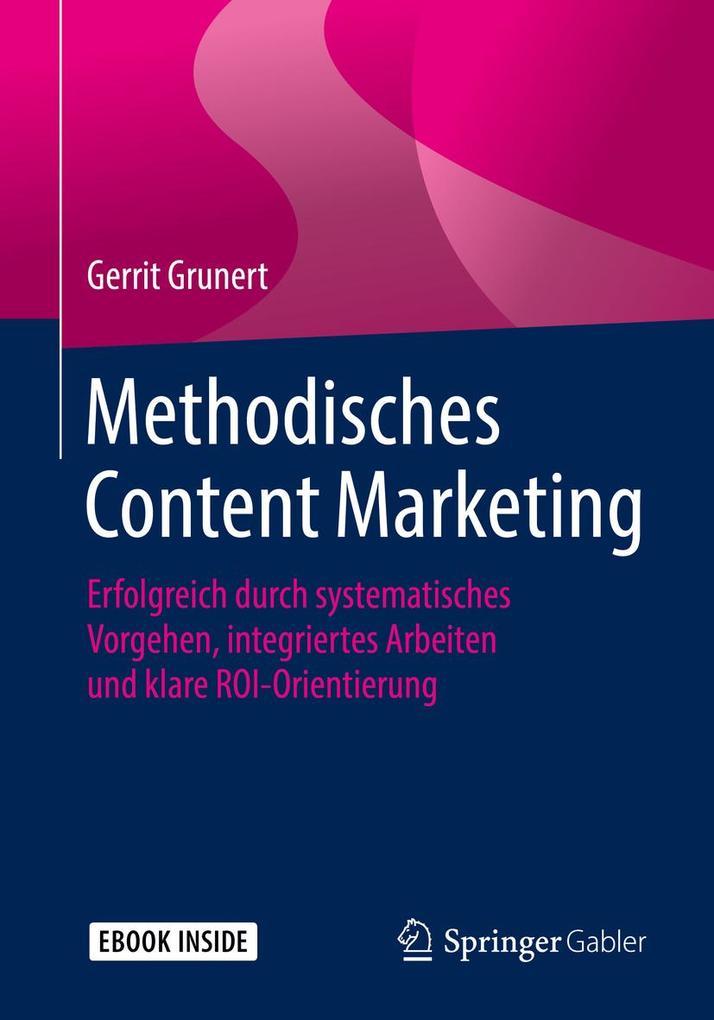 Methodisches Content Marketing als eBook
