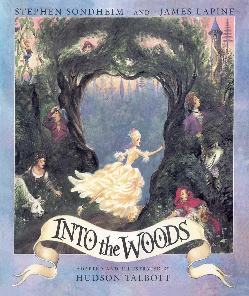 Into the Woods als eBook epub