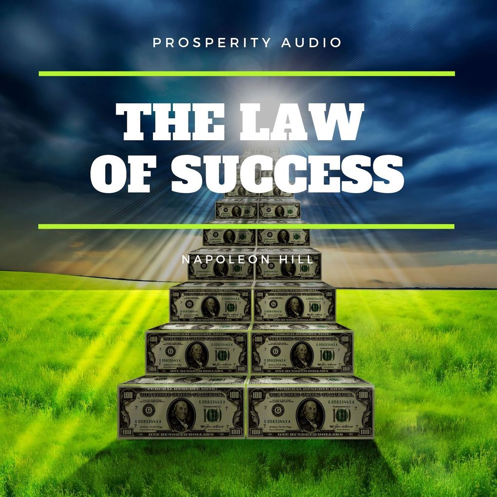 The Law of Success als Hörbuch Download