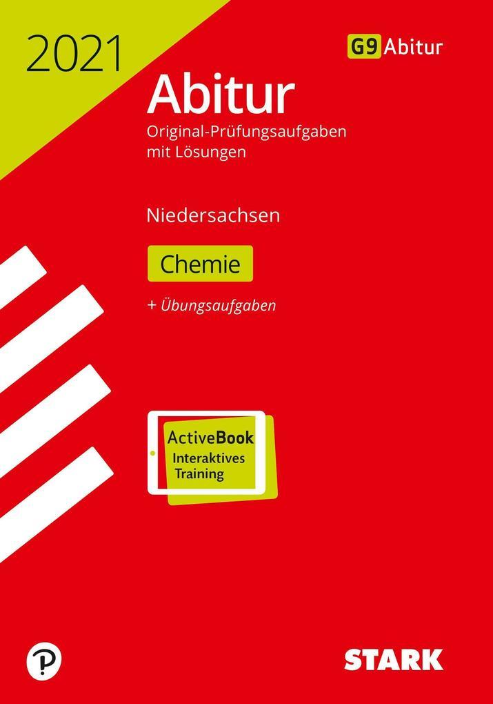 STARK Abiturprüfung Niedersachsen 2021 - Chemie GA/EA als Buch