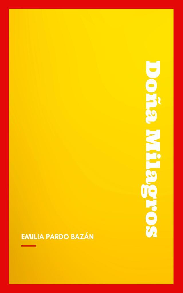 Doña Milagros als eBook epub
