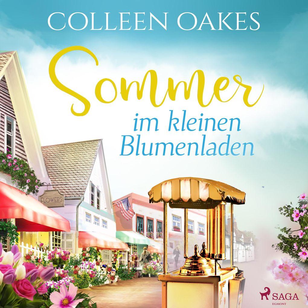 Sommer im kleinen Blumenladen (Ungekürzt) als Hörbuch Download