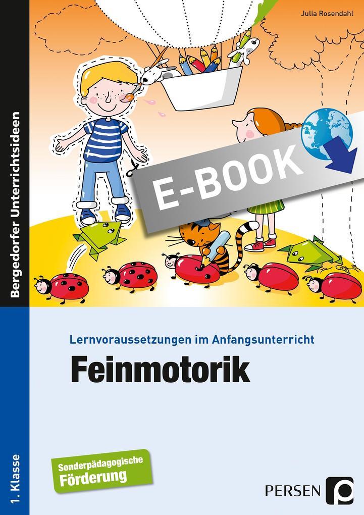 Feinmotorik als eBook pdf