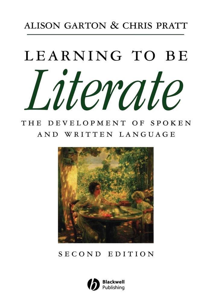 Learning Literate 2e als Taschenbuch