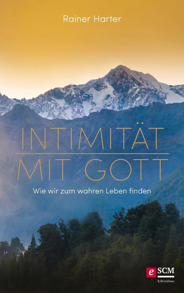 Intimität mit Gott als eBook epub