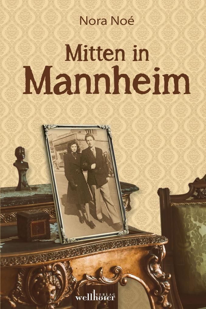 Mitten in Mannheim als Buch (kartoniert)