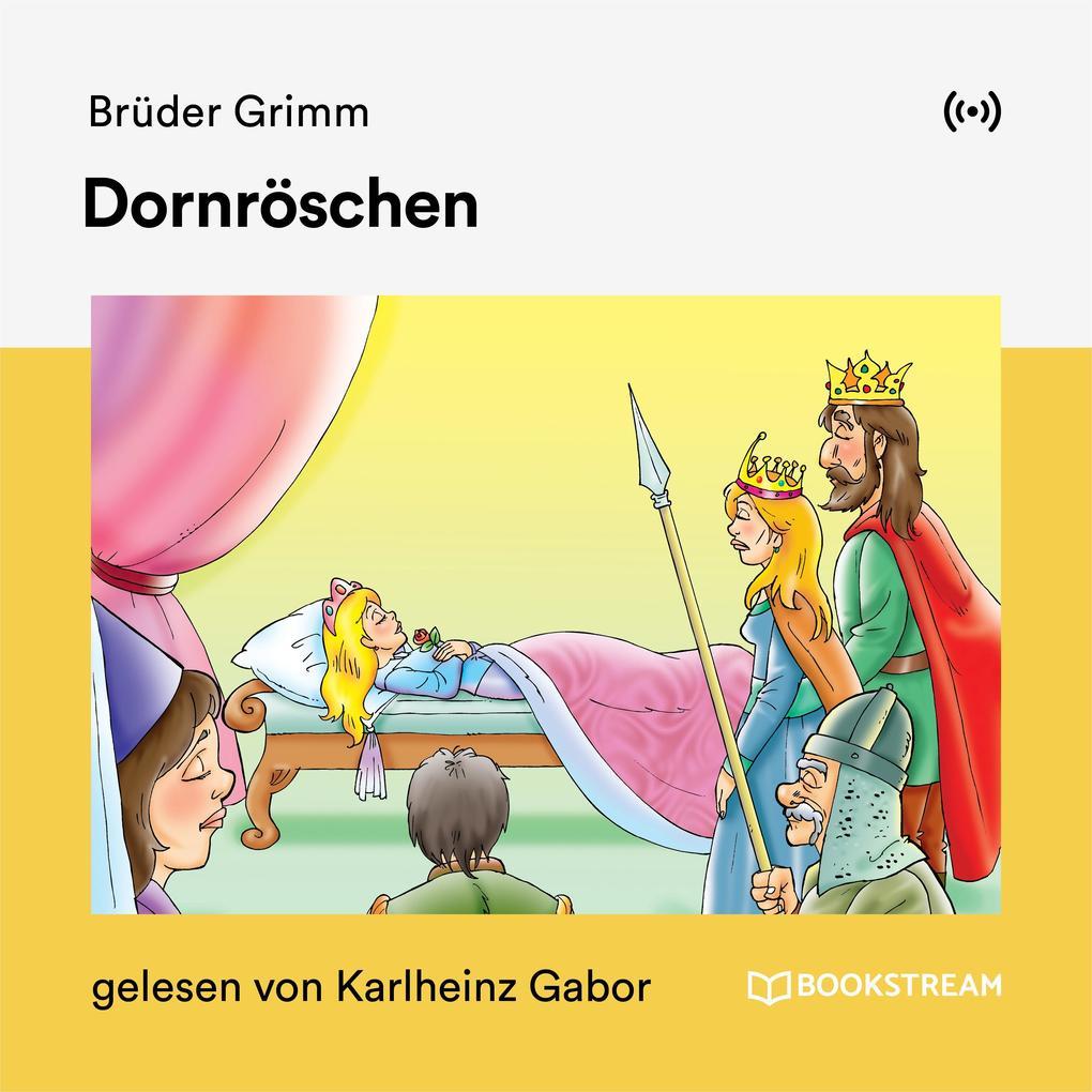 Dornröschen als Hörbuch Download