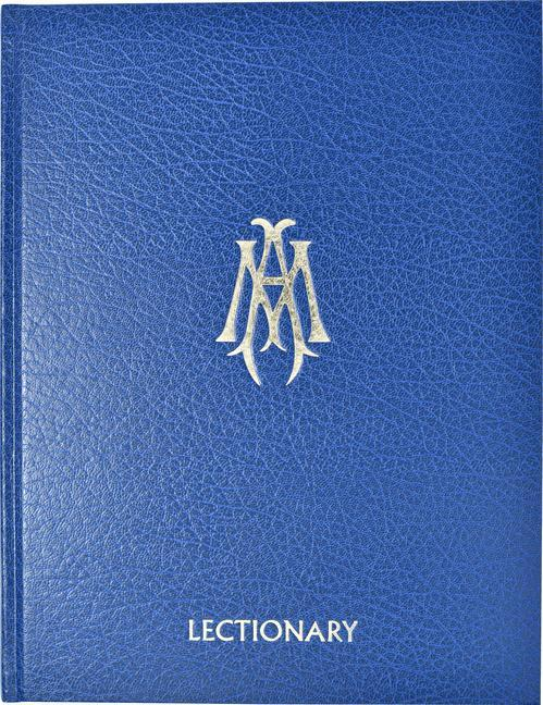 Collection of Masses of B.V.M. Vol. 2 Lectionary: Volume II: Lectionary als Buch (gebunden)