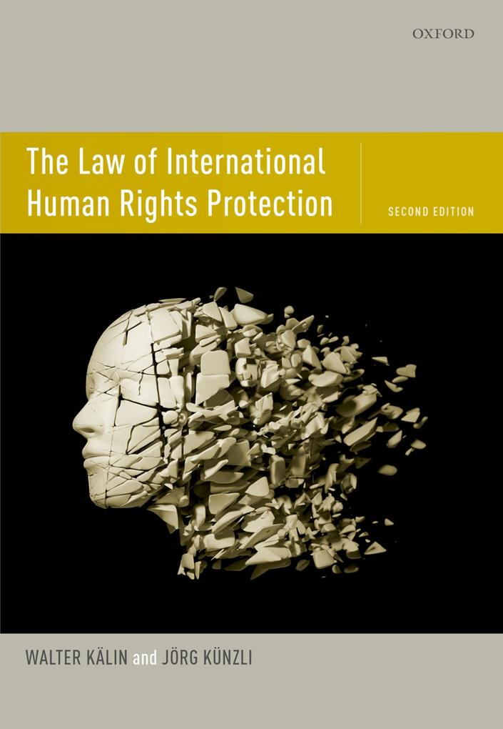 The Law of International Human Rights Protection als eBook epub