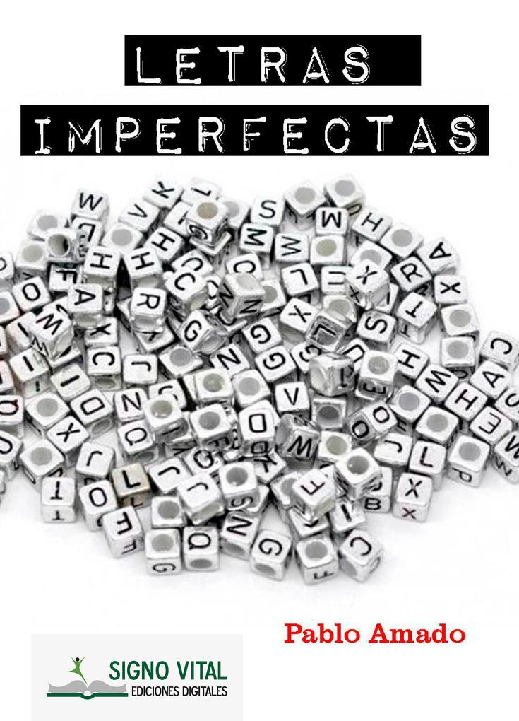Letras imperfectas als eBook epub