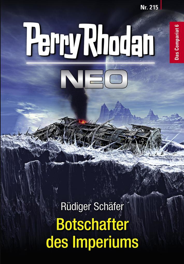 Perry Rhodan Neo 215: Botschafter des Imperiums als eBook epub