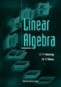 Linear Algebra als Buch (gebunden)