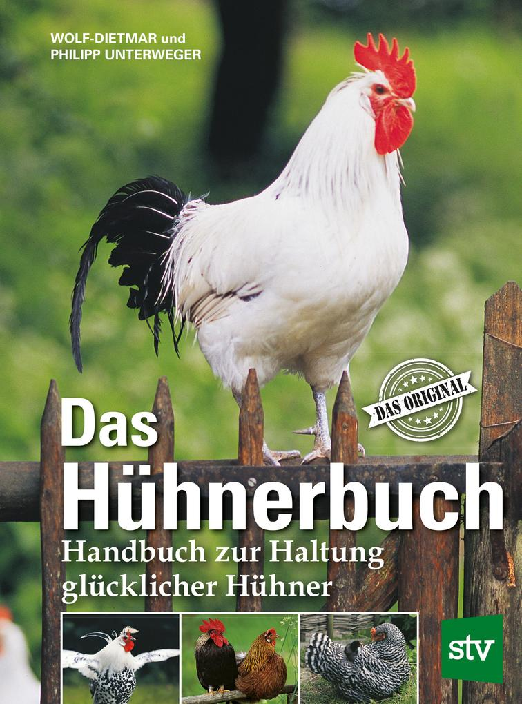 Das Hühnerbuch als eBook epub