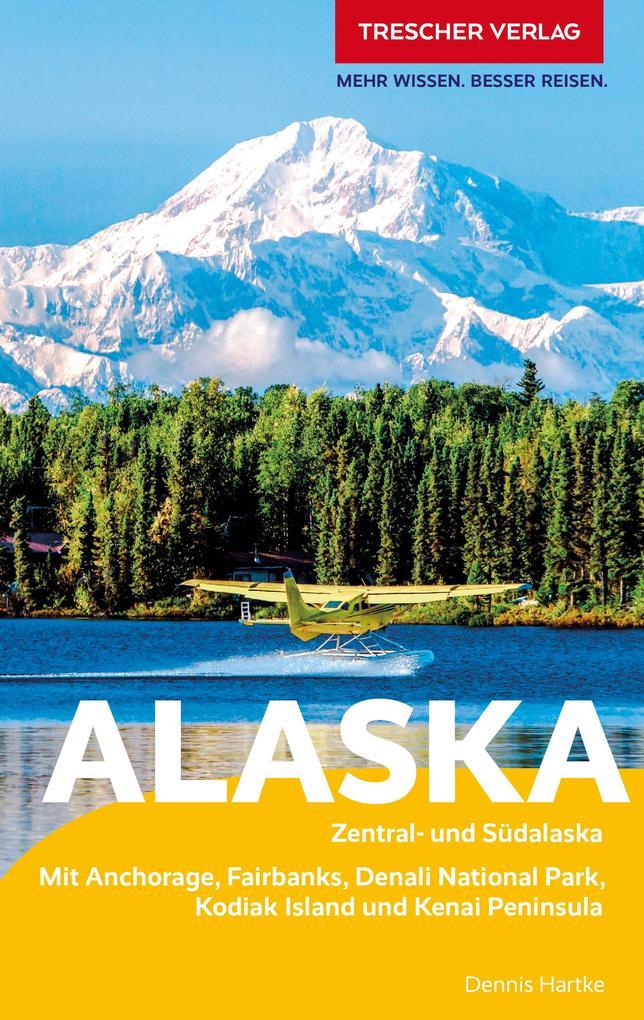 Reiseführer Alaska als Buch (kartoniert)