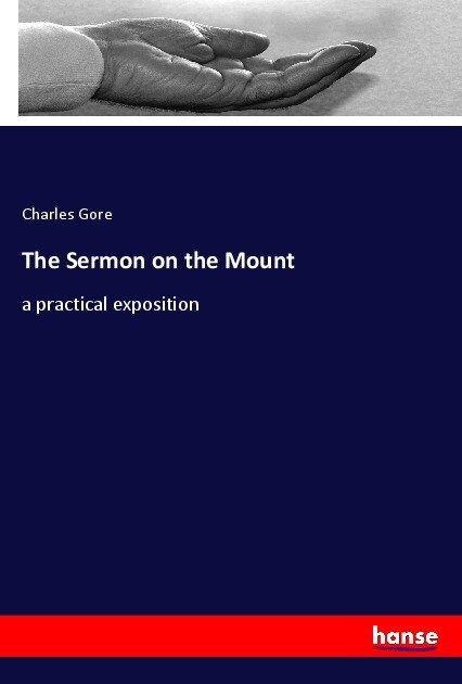 The Sermon on the Mount als Buch (kartoniert)