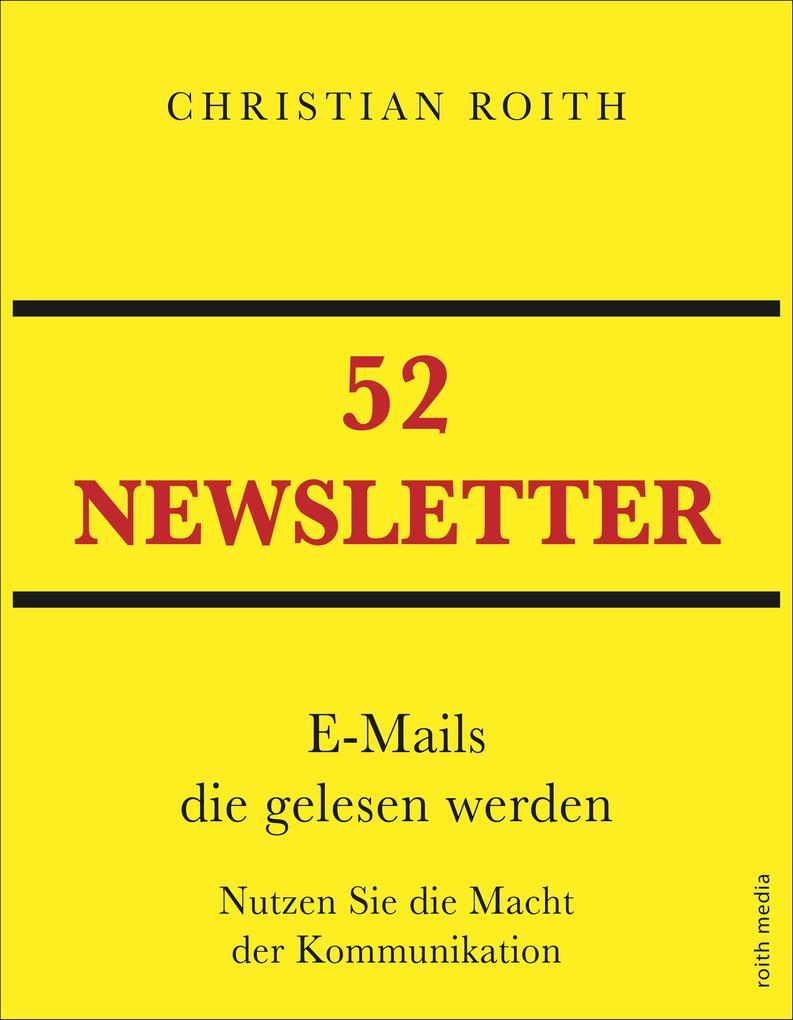52 NEWSLETTER als eBook epub