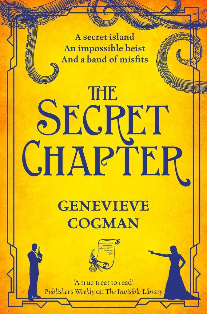 The Secret Chapter als eBook epub