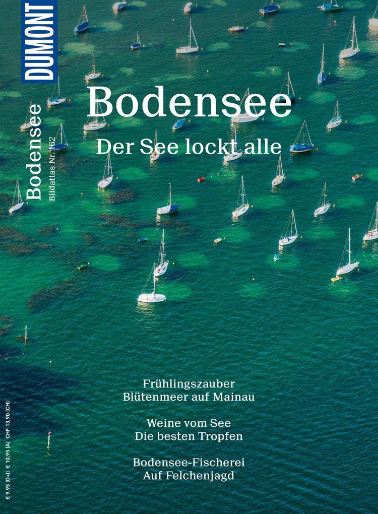 DuMont BILDATLAS Bodensee als eBook pdf