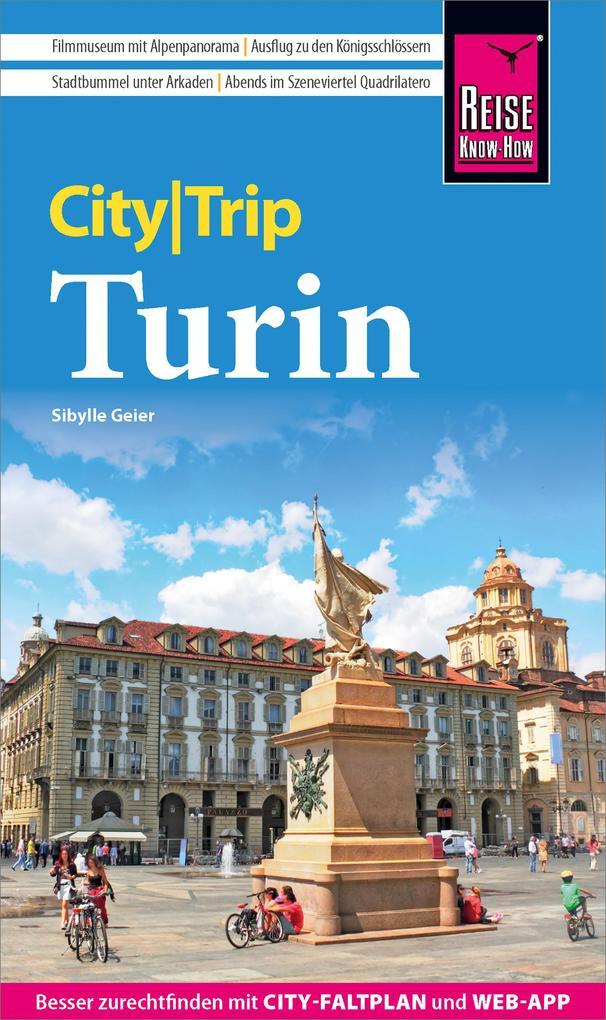 Reise Know-How CityTrip Turin als eBook epub